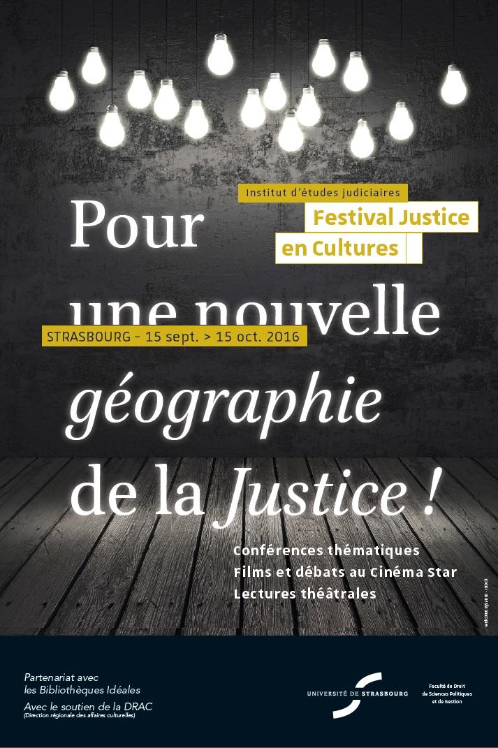Rencontre avec Corinne Lepage dans le cadre du festival Justice en cultures