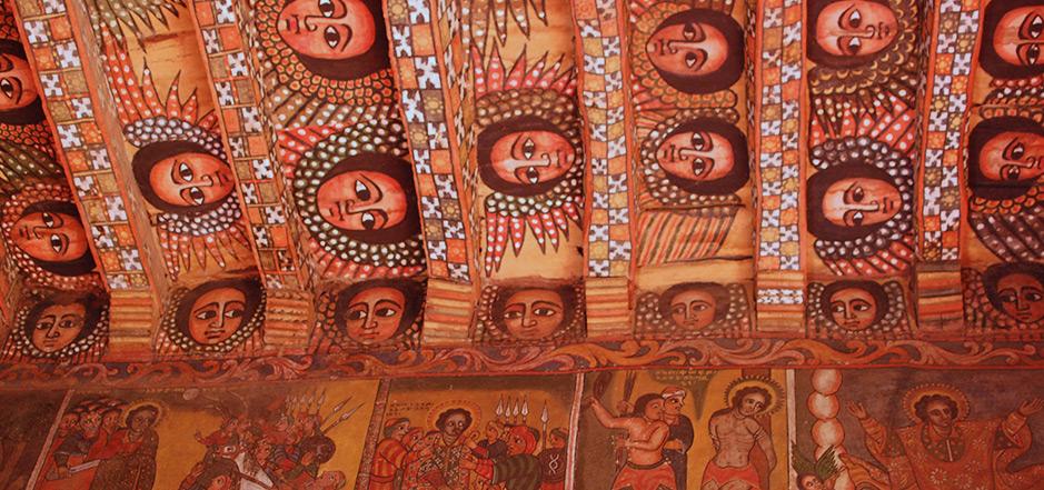 L'aventurier de l'Arche aperçue : récit de voyage d'un moine arménien en Ethiopie au XIXe siècle