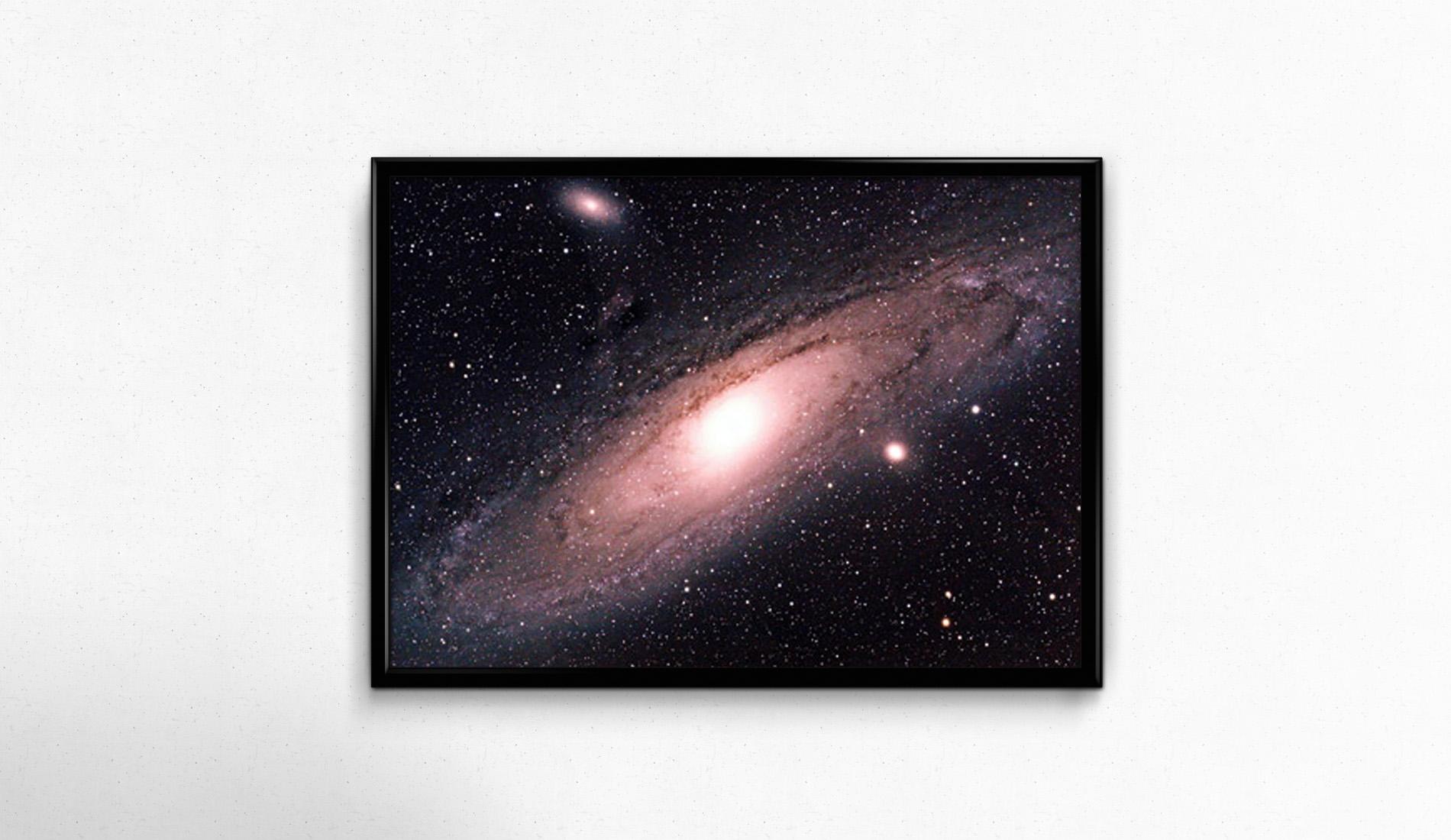 """Exposition """"Fenêtre ouverte sur le cosmos"""" à la bibliothèque du Pôle API"""