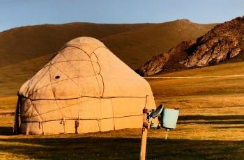 Kirghizistan, sur les traces des voyageurs français du XIXème siècle