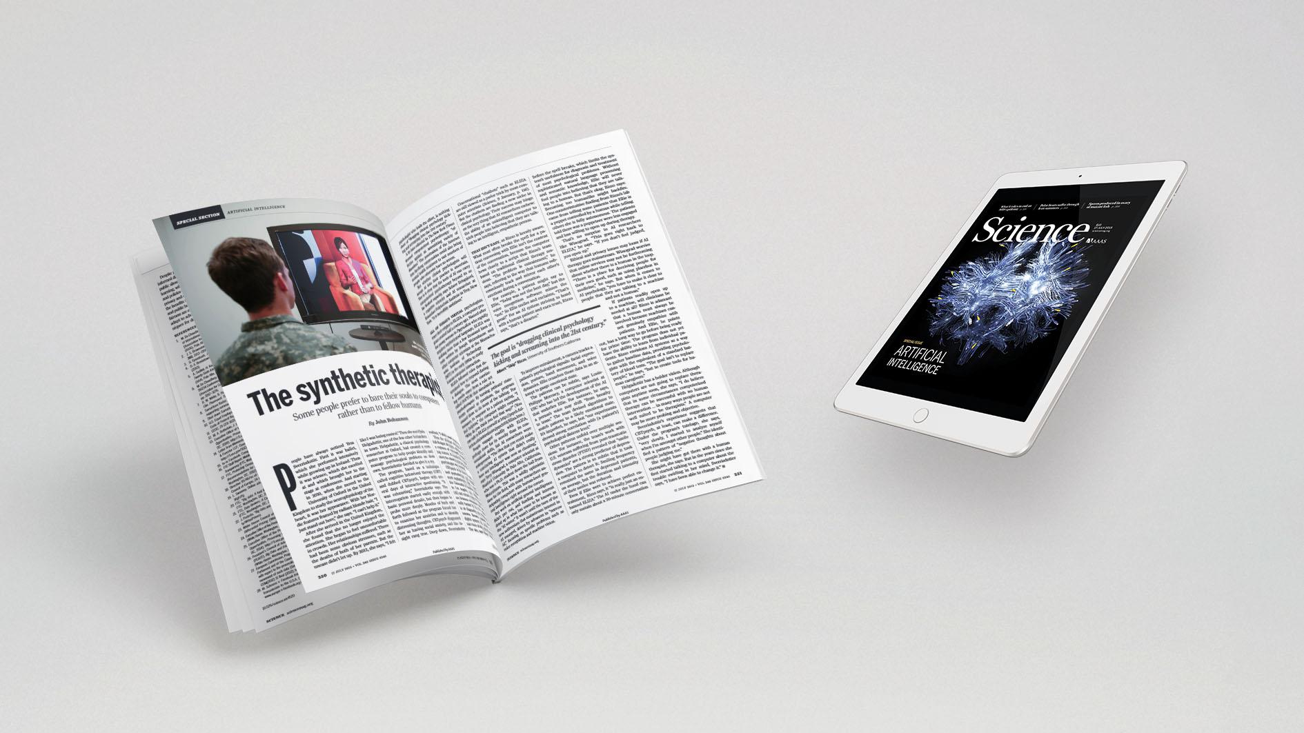 Réouverture des accès à la revue Science