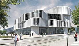 Exposition « Les bibliothèques de l'Université de Strasbourg : hier, aujourd'hui et demain »