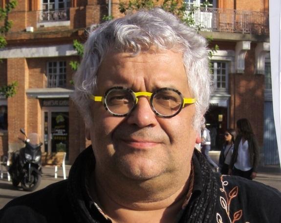 Rencontre avec l'auteur Yves Charnet, parrain du prix Louise-Weiss 2016