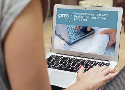 Les webconférences du CSTB