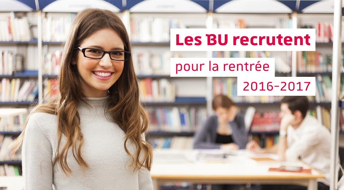À la recherche d'un job étudiant ? Travaillez en bibliothèque !