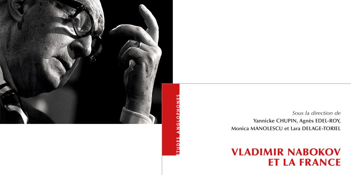 """Les PUS à l'oreille - Rencontre autour du livre """"Vladimir Nabokov et la France"""""""
